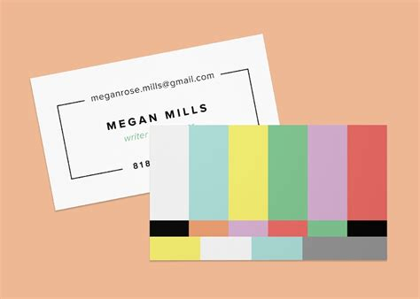 student business card designs examples psd ai
