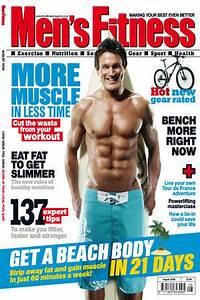 Men's Fitness Magazine Subscription, $4.99/year ...