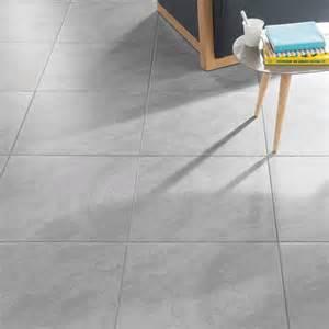 lino imitation carrelage gris clair palzon