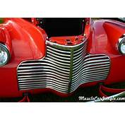 1940 Chevy Special Deluxe Grill
