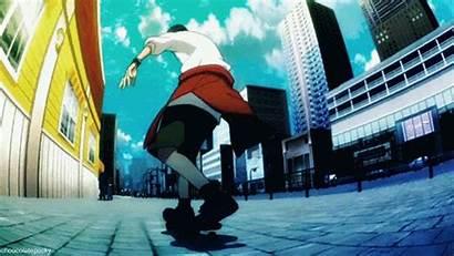 Anime Yata Misaki Project Characters Gifs Animated