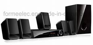 China 5 1ch Dvd Home Theater System With Subwoofer 100w