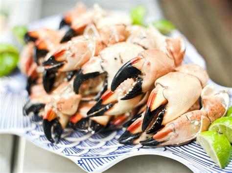 didnt   stone crabs coastal living