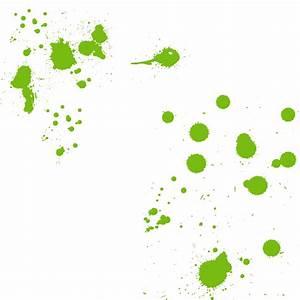 Green Splatter Of Paint - ClipArt Best