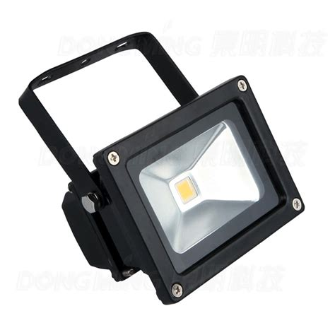 free shipping low price black cover 10w led flood light