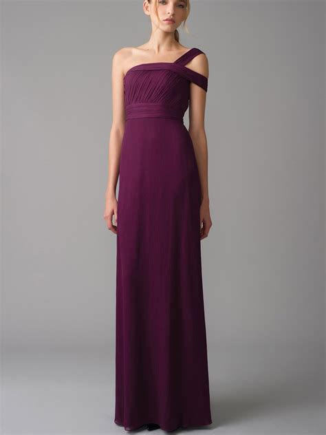 chagne chiffon bridesmaid dresses new fashion of chiffon bridesmaid dresses