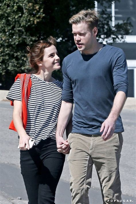 Emma Watson Glee Chord Overstreet Are Officially Dating