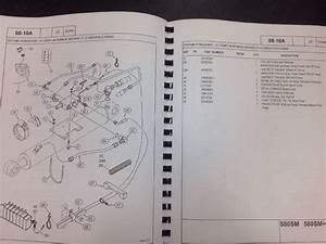 Case 580sm Super M M  Series 2 Ii Backhoe Parts Manual Catalog French 7