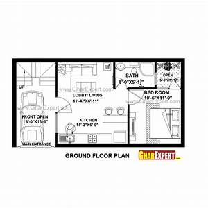 35 meters in feet house plan for 35 feet by 18 feet plot ...