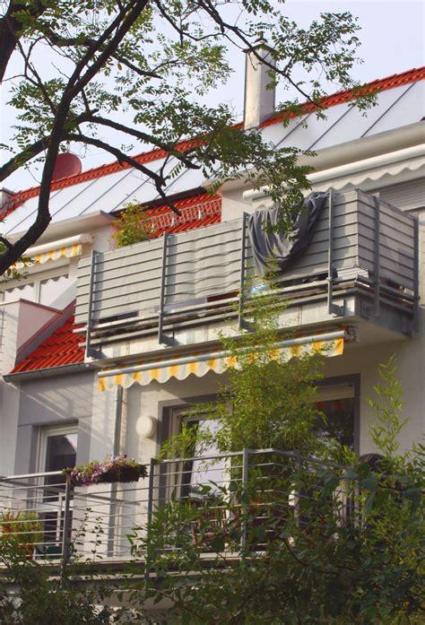 Bambus Für Balkon by Pflanzen Als Nat 252 Rlicher Sichtschutz Auf Dem Balkon