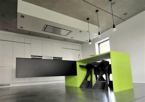suspension ilot cuisine cuisine design avec ilot suspendu miwweltrend