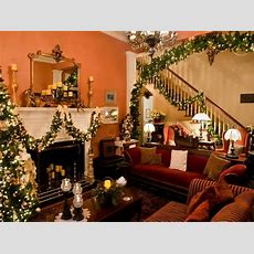 Decorated Houses For Christmas, Beautiful Christmas