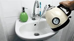 Rohr Verstopft Hausmittel : rohr frei ruck zuck rohrreiniger ganz ohne chemie selber machen rohrreinigung ~ Watch28wear.com Haus und Dekorationen