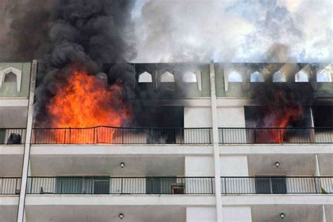 apartment units destroyed  san diego fire