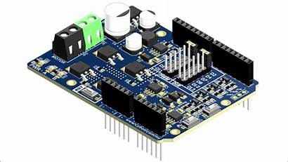 Shield Arduino Motor Cytron Driver Dc 30v