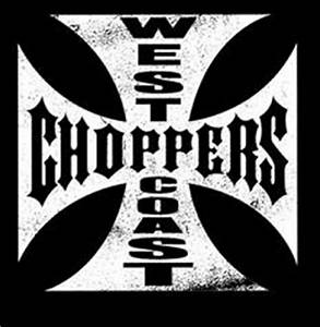 West Coast Choppers Logo Black Background Photo by ...