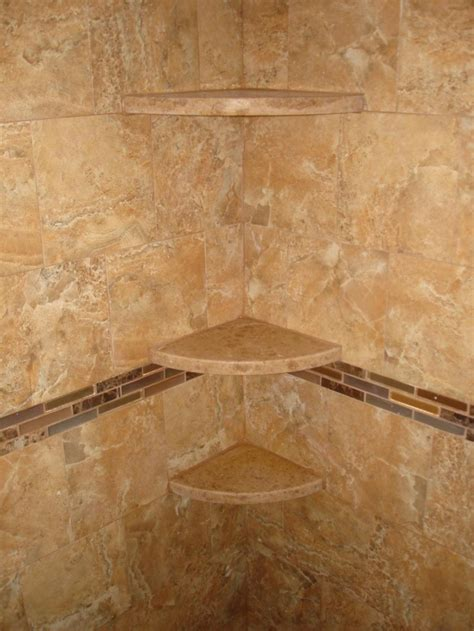 Built In Corner Shower Seat