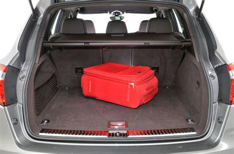 Cayenne Cargo Space by Porsche Cayenne Review 2017 Autocar