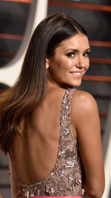 wallpaper nina dobrev beauty  celebrities