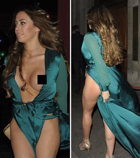 Pascal Craymer Suffers Multiple Wardrobe Malfunctions In