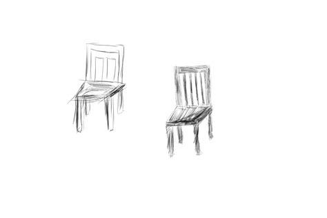 dessiner une chaise résolu conseils avis un avis des conseils sur mon