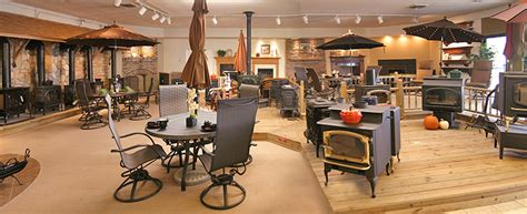 fireplace store patio furniture wood stoves gas
