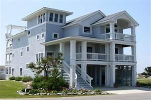 Beachfront, Home, Plan, -, 6, Bedrms, 5, 5, Baths