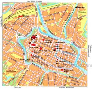 Amsterdam Tourist Attraction Map