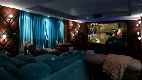 The Best Home Decor For Small Spaces: Best Home Cinema Room Design Ideas