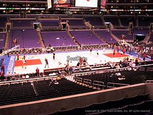Staples Center Premier 6 - Clippers  Lakers
