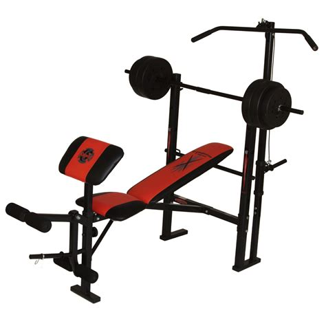 Marcy Chair Exercises by Marcy Competitor Wm203 Barbell Bench Sweatband