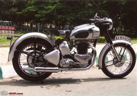 Classic Motorcycles In India
