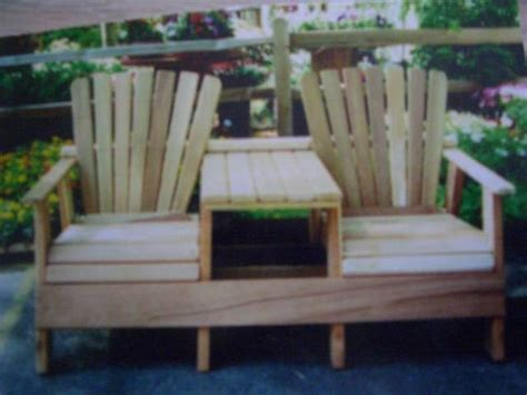 adirondack wood patio furniture for sale from vista