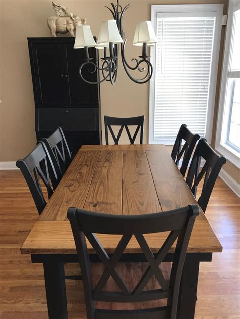 farmhouse kitchen table sets rooms to go 25 best dining room makeovers ideas on