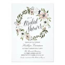 brunch party invitations bridal shower invitations announcements zazzle