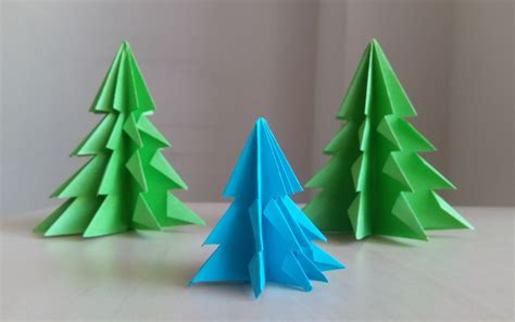 diy paper christmas tree find craft ideas