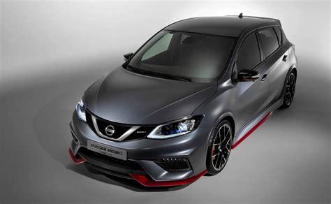 Nissan Pulsar Nismo concept revealed at Paris Motor Show ...