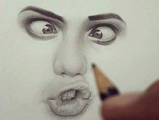 membuat sketsa wajah sosmedmu