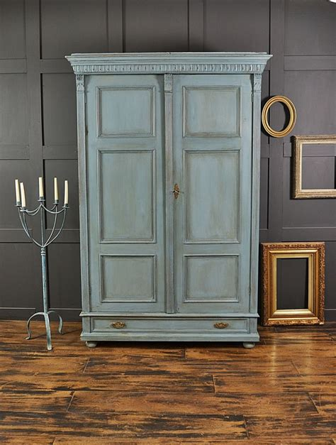 Blue Wardrobes For Sale by 17 Best Ideas About Antique Wardrobe On