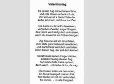 Gedicht Valentinstag von Horst Rehmann bei eStoriesde