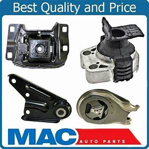 Engine Motor  U0026 Transmission Mount Kit 4pc Set For 2004