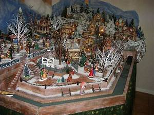 Village De Noel Miniature : a voir absolument phototh que merveilleux villages de no l christmas village christmas ~ Teatrodelosmanantiales.com Idées de Décoration