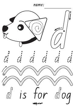 case pre writing tracing worksheets  authorzoo