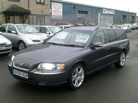 how make cars 2006 volvo v70 electronic valve timing used volvo v70 2006 diesel d5 se lux 5dr estate grey edition for sale in fengate uk autopazar