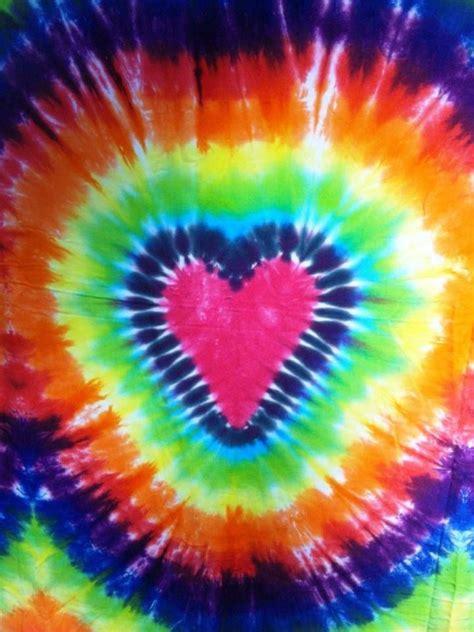 Tie Dye Heart Tie Dye ☮ Pinterest Tie Dye Heart