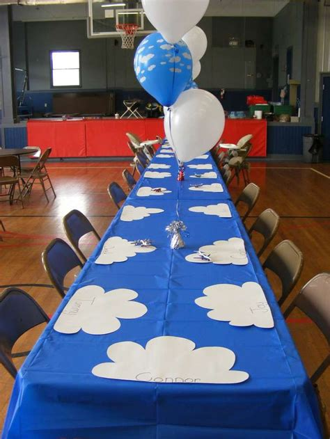 ideas  transportation birthday parties