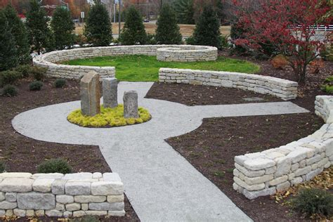 memorial gardens four winds design