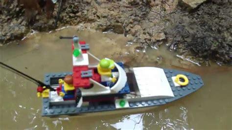 Fishing Boat Lego Set by Lego City Fishing Boat Review Set 4642