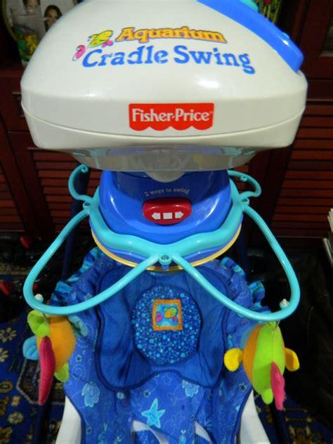 Save On Toys!: Fisher-Price Aquarium Cradle Swing (Ocean ...