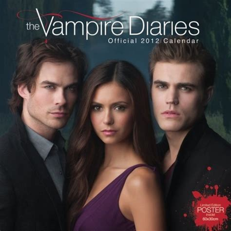 calendar vampire diaries calendars ukpostersabposterscom